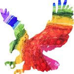 Equality Eagle for LGBTQ+ Resources