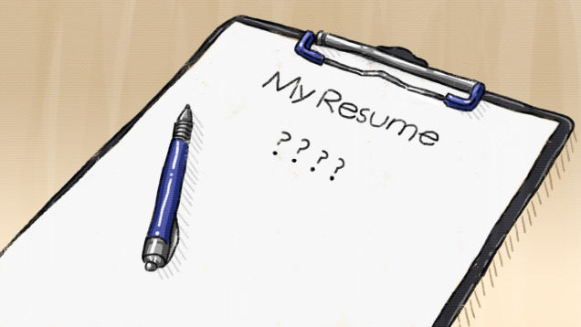 Resume_Art