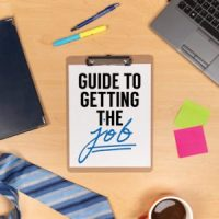 Guide to Getting the Job