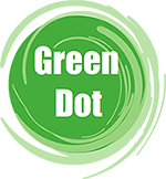 Green Dot Button Overlay