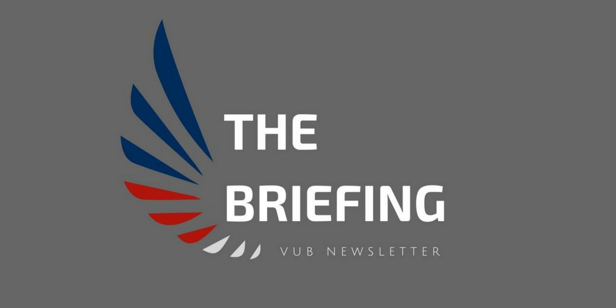 The Briefing Slider