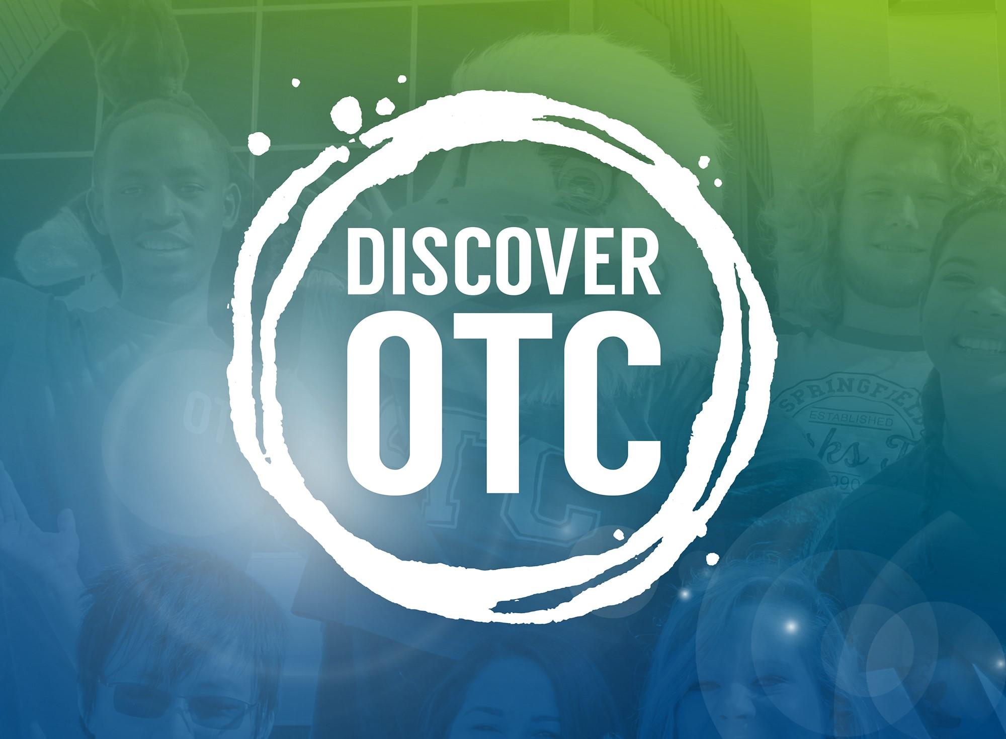 Discover OTC 2018 logo